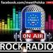 Meet Polska Rock Radio Logo