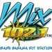 Mix 102.1 FM Logo