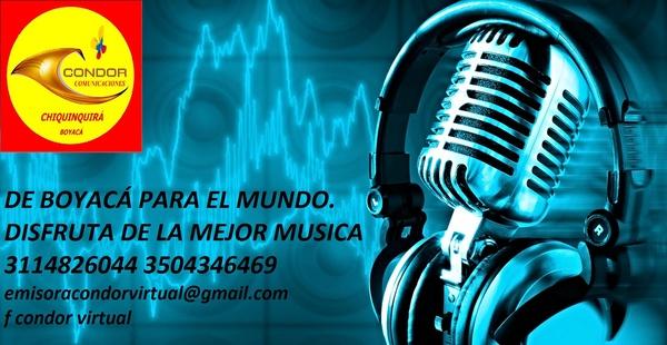 Condor Radio Virtual