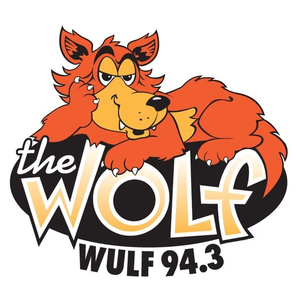 94.3 The Wolf - WULF