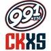 99.1FM CKXS - CKXS-FM Logo