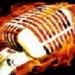 Hot FM Logo