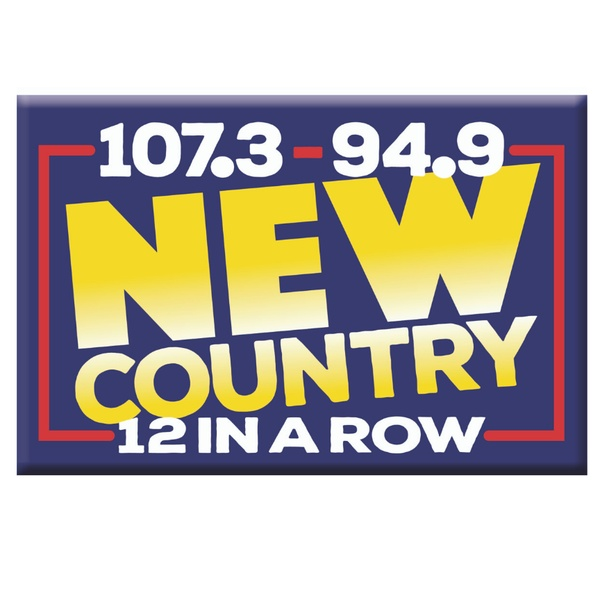 107.3 New Country - KIYK