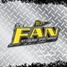 93-7 The Fan - KDKA-FM Logo
