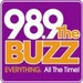 98.9 The Buzz - WBZA Logo