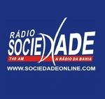 Rádio Sociedade Logo