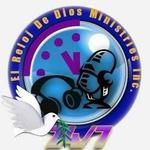 El Reloj de Dios Ministries Radio Logo