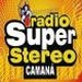 Radio Super Stereo 103.7 FM Logo