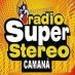 Radio Super Stereo 103.7 FM - Camana Logo