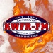 101.9 The Fire! - KWFR Logo