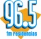 Radio Residencias 96.5 Logo