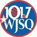 101.7 WJSQ - WLAR Logo
