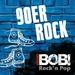 RADIO BOB! - BOBs 90er Rock Logo
