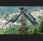 Radio Stournareika 92.5 FM Stereo Logo