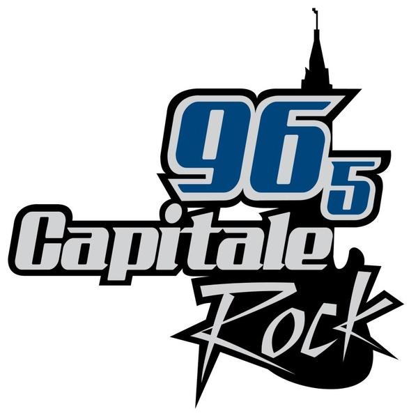 96,5 Capitale Rock - CFTX-FM