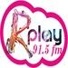 Radio Play 91.5 FM Xanthi Logo