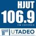Emisora HJUT 106.9 FM Logo