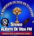Stereo Aliento De Vida FM Logo