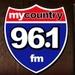 My Country 96.1 - WJVC Logo