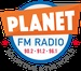 Planet FM Radio Logo