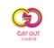 Gay Out Radio Logo