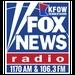 News Talk 106.3FM & 1170AM - KFOW Logo
