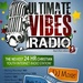 Ultimate Vibes  Radio Logo