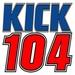 Kick 104 - KIQK Logo