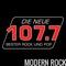 DIE NEUE 107.7 - Modern Rock Logo