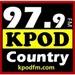 97.9 KPOD Country - KPOD-FM Logo