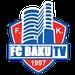 FC Baku TV Logo