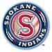 Spokane Indians Logo