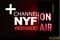 Radio New York Floor Logo