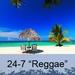 24/7 Niche Radio - 24-7 Reggae Logo