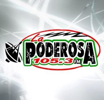 La Poderosa 105.3 FM - KZLZ