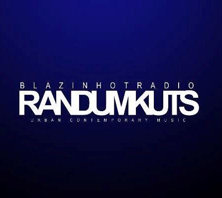 Blazinhotradio Randumkuts Logo
