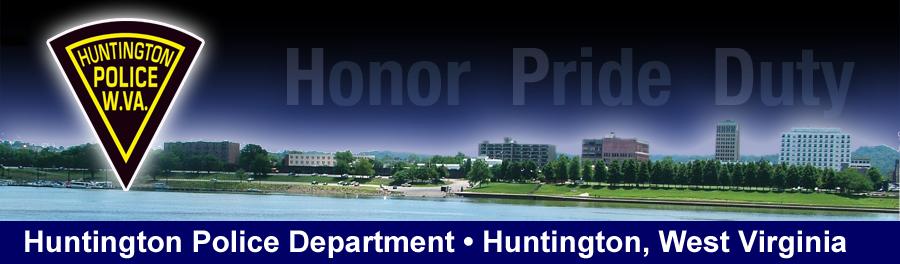 Huntington Police Department - VHF - Huntington, WV ...