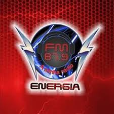 Energia FM 87.9 Logo