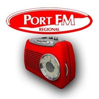 The Port FM Logo
