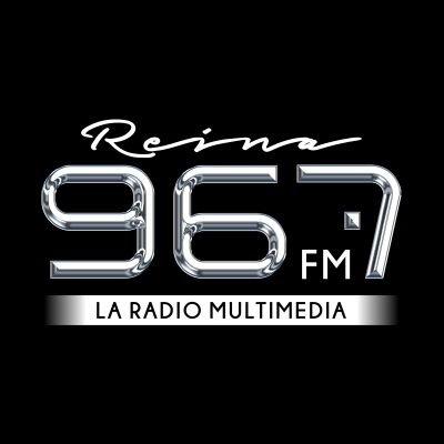 Reina 96.7 FM Logo