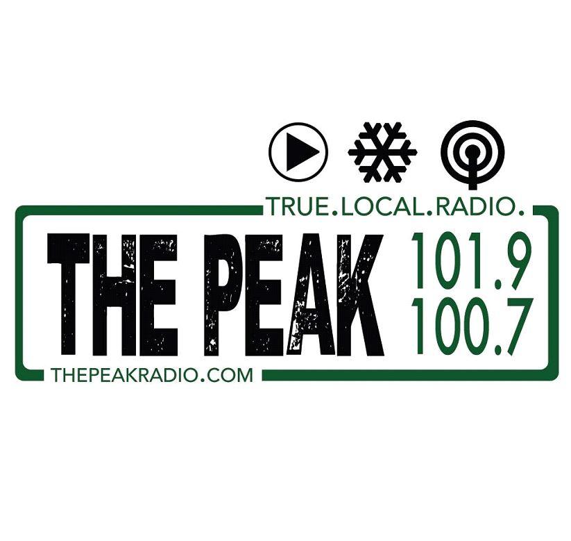 The Peak - WKKN Logo