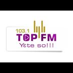 TOP 103.1 FM Logo