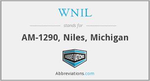 WNIL - WNIL Logo