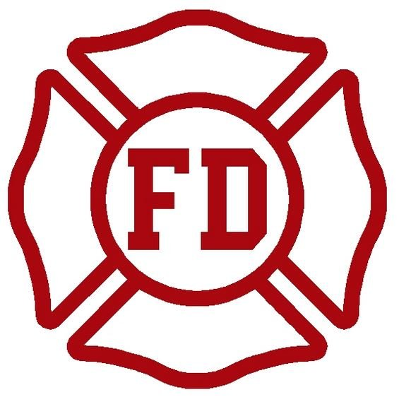 Hartford County, CT Fire Logo