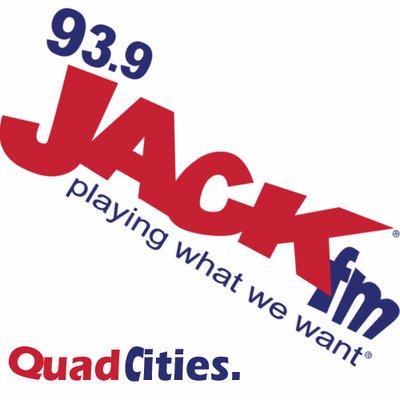 93.9 JACK fm - KQCJ Logo