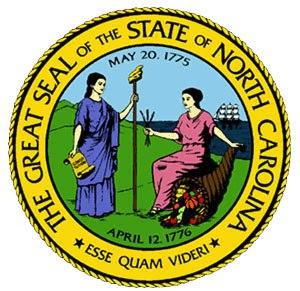 North Carolina General Assembly - House Chamber Logo