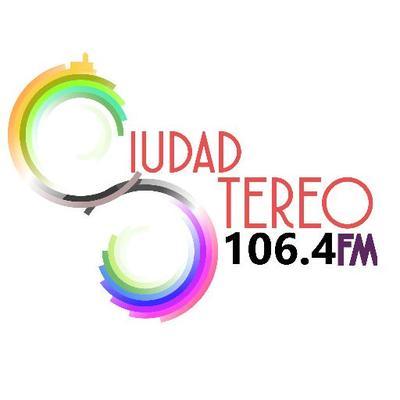 Ciudad Stereo 106.4 FM Logo