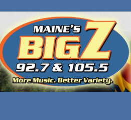 Maine's Big Z - WEZR Logo