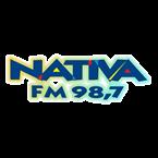 Nativa FM Avare Logo