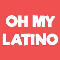 Oh My Latino Logo